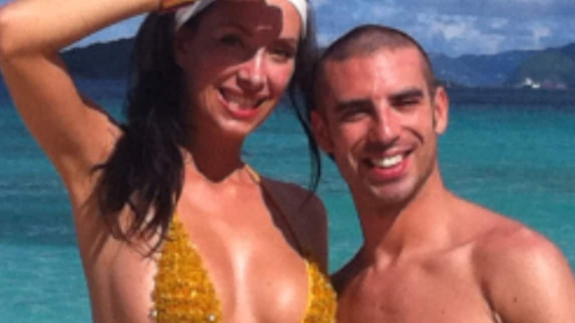 Marco Melandri E La Sua Fidanzata Manuela Motosprint