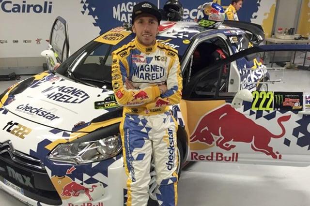MXGP   Test con la Red Bull F1 per Cairoli 1