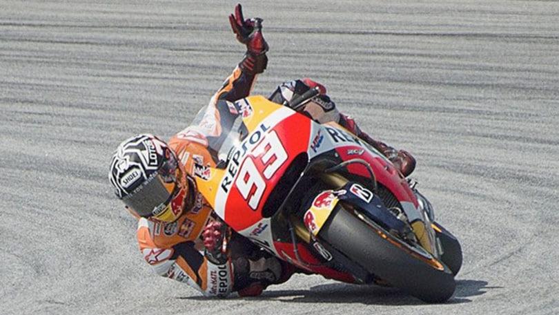 Motogp Disegna Il Casco Di Marquez Motosprint