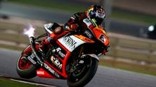 Stefan Bradl: le ultime gare col Team Forward