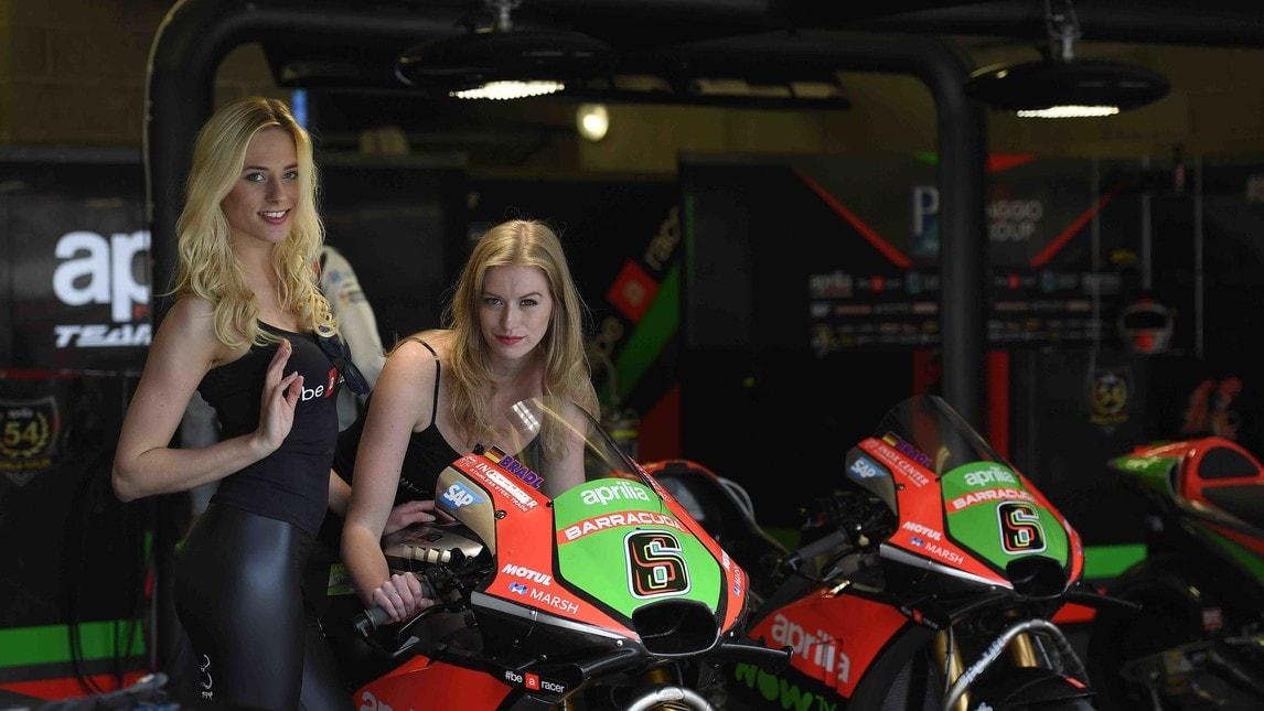 Sexy MotoGP: le ragazze più belle di Le Mans - Motosprint