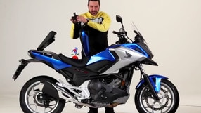 Motosprint – The Test di Riccardo Piergentili: Honda NC750X DCT