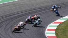MotoGP Mugello: le cadute più spettacolari
