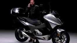 Motosprint The Test Di Riccardo Piergentili Honda Integra 750 S