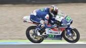 Moto3 Assen: Bastianini in pole position. Solo italiani in prima fila