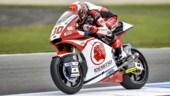Moto2 Assen, gara: bandiera rossa e la prima di Nakagami