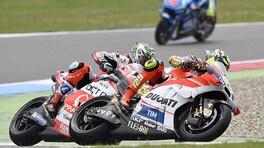 MotoGP Assen, Iannone trova la fiducia sul bagnato