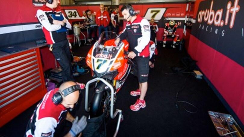 """SBK Ducati, Marinelli: """"Corriamo per vincere"""""""