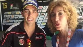"""Michele Pirro: """"Ducati non tarderà a vincere anche in MotoGP"""""""