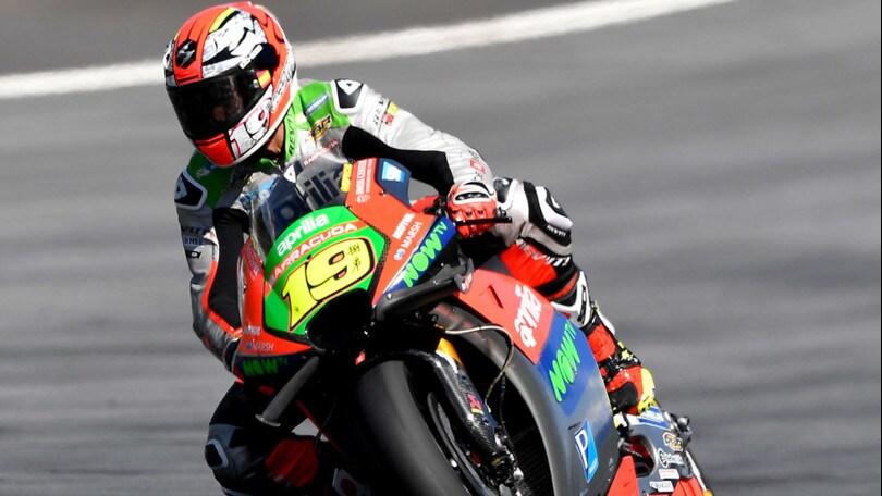 MotoGP: Alvaro Bautista firma per Aspar Ducati