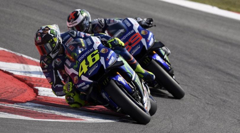 MotoGp: a Misano di nuovo scintille Rossi-Lorenzo