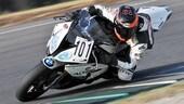 SBK, Michel Fabrizio torna in pista con una BMW stradale