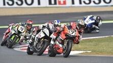 Superbike Francia, le immagini di gara 1