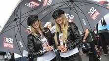 Le paddock girl della Superbike in Francia