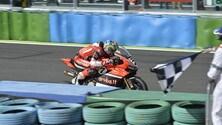 Superbike Francia, le immagini di gara 2