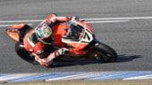 SBK Jerez, gara 1: Davies rovina la festa a Sykes