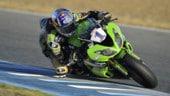 SSP Jerez, gara: Krummenacher stecca. Mondiale a Sofuoglu