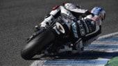 STK 1000 Jerez, gara: Mercado KO, a De Rosa la FIM Cup