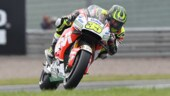 MotoGP Phillip Island, FP1: Crutchlow mago del bagnato