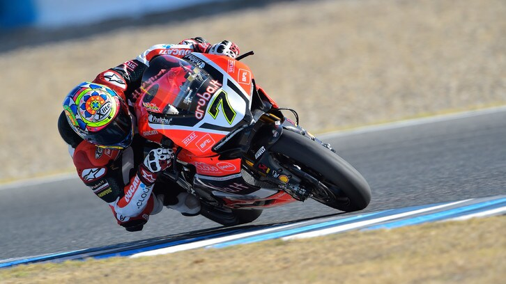 Superbike, test a Jerez per Davies e Giugliano
