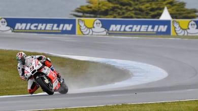 """MotoGP Phillip Island, Petrucci: """"E' stato durissimo"""""""