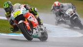 """MotoGP Phillip Island, Crutchlow: """"Non c'è visibilità, è molto pericoloso"""""""