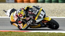 Moto2 Phillip Island, Luthi conquista la pole position