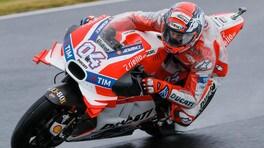 MotoGP Phillip Island, Dovizioso: