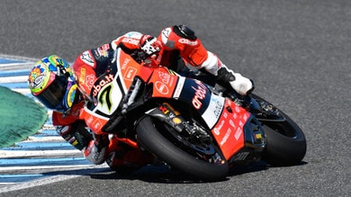 Superbike Qatar, Davies:
