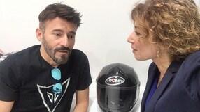 """Max Biaggi a EICMA: """"Per il 2017 ho qualcosa in ballo..."""""""