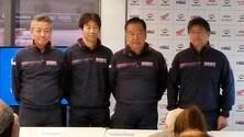 MotoGP, Nakamoto: