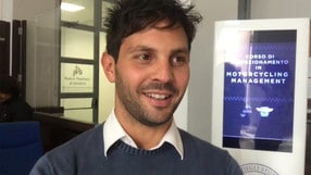 """Michel Fabrizio all'Università: """"Nel 2017 non correrò"""""""