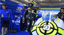MotoGP, test Valencia: l'esordio di Iannone con la Suzuki