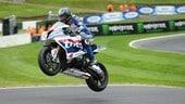 British SBK: rubate le moto al team Tyco