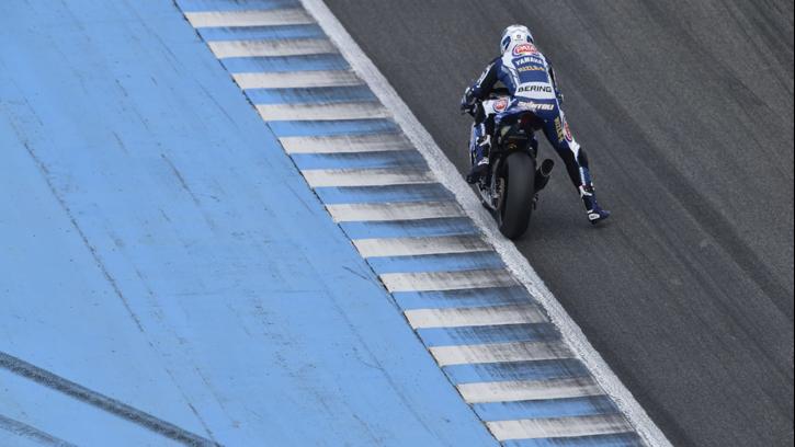 Guintoli torna nel British Superbike con la Suzuki