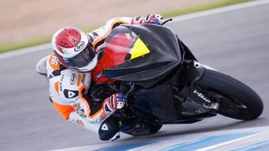 Supersport: PJ Jacobsen con MV Agusta