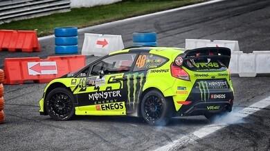 Rally di Monza: Vale mette la quinta!