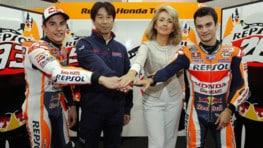 Honda e Repsol insieme fino al 2018