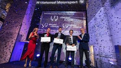 BMW vincitori del Motorrad Race Trophy
