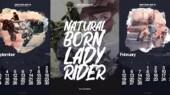 Metzeler, svelato il nuovo calendario 2017 dedicato alla motocicliste