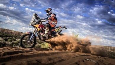 Dakar, day12: Sunderland, trionfo in passerella