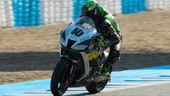 SBK: test a Jerez per il team Go Eleven