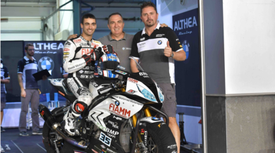 De Rosa: part-time con Althea Racing nella SBK 2017