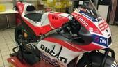 MotoGP: la Ducati di Lorenzo già corre nel web
