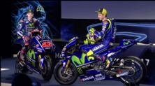 Yamaha M1 2017: la nuova moto di Rossi e Vinales