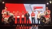 MotoGP, Lorenzo conquistato dalla famiglia Ducati e dalla nuova Desmo