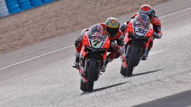 SBK: la Ducati per il 2017 verrà svelata l'8 febbraio