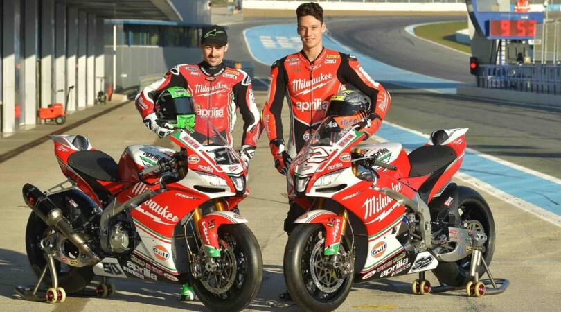 "SBK, oggi i primi test a Jerez: in pista tutti i ""big"""