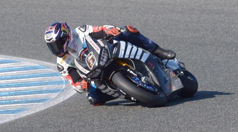 SBK, test Jerez: le foto della prima giornata di prove