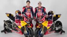 SBK, Hayden e Bradl svelano la Honda Red Bull 2017